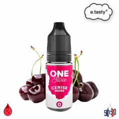CERISE NOIRE 10ml - ONE TASTE par e-tasty