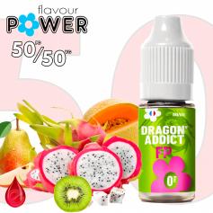 50/50 DRAGON'ADDICT - Flavour POWER - e-liquide 10ml