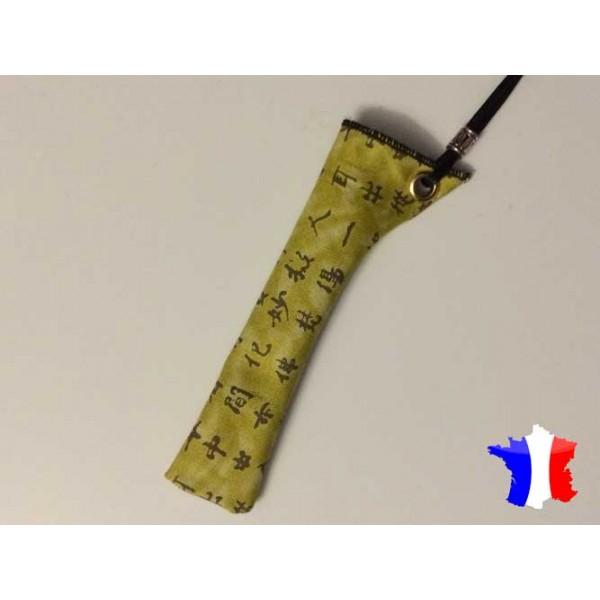 Rangement, porte-cigarettes, tour de cou PORTE E-CIGARETTE ASIATIQUE ZEN étui fabrication française