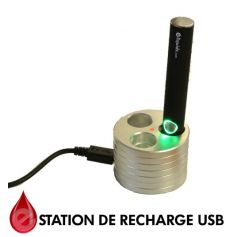 STATION DE RECHARGE USB support batterie