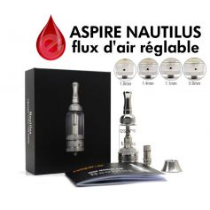 coffret ASPIRE NAUTILUS AIRFLOW