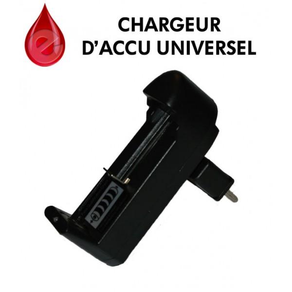 CHARGEURS D'ACCUS Chargeur universel d'accu 18xxx solo