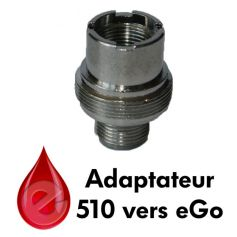 adaptateur 510 vers eGo JomoTech