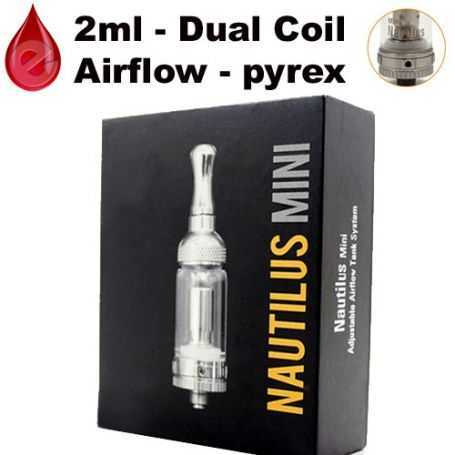 coffret 2ml ASPIRE NAUTILUS Mini AIRFLOW ASPIRE