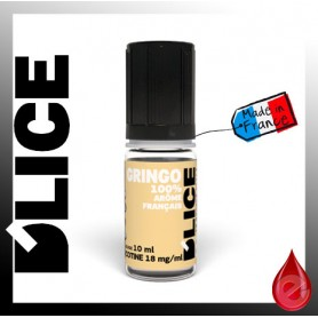 GRINGO - D'lice - e-liquide 10ml D'LICE pas cher