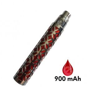 BATTERIE élégance rouge 900 mah