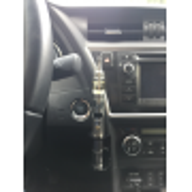 Support de voiture pour cigarette électronique JomoTech