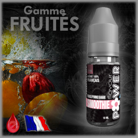 SMOOTHIE - Flavour POWER - e-liquide 10ml FRUITE pas cher