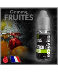 CITRON VERT - Flavour POWER - e-liquide 10ml