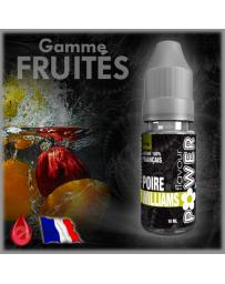 POIRE WILLIAMS - Flavour POWER - e-liquide 10ml