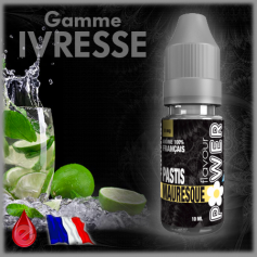 MAURESQUE - Flavour POWER - e-liquide 10ml FLAVOUR POWER