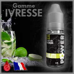 IVRESSE MOJITO - Flavour POWER - e-liquide 10ml