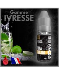 PINA COLADA - Flavour POWER - e-liquide 10ml
