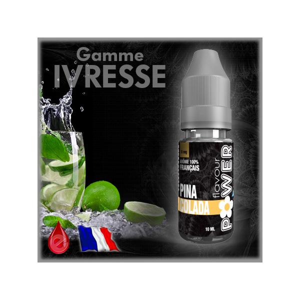 IVRESSE PINA COLADA - Flavour POWER - e-liquide 10ml