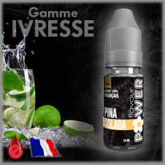PINA COLADA - Flavour POWER - e-liquide 10ml FLAVOUR POWER