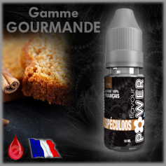 SPECULOS - Flavour POWER - e-liquide 10ml FLAVOUR POWER