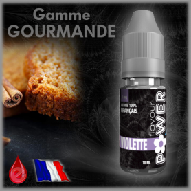 VIOLETTE - Flavour POWER - e-liquide 10ml FLAVOUR POWER