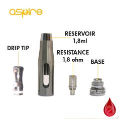Aspire CE5-S BDC (Bottom Dual Coil) ASPIRE