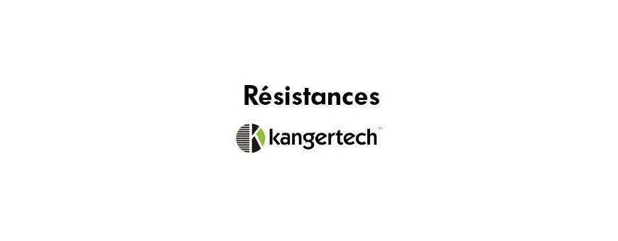 Résistances KangerTech