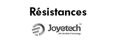Résistances JoyeTech