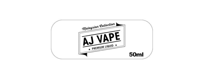 AJ VAPE 50ml