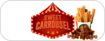 e-liquide sweet carrousel 50ml sucre