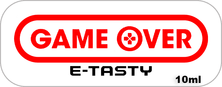GAME OVER 10ml