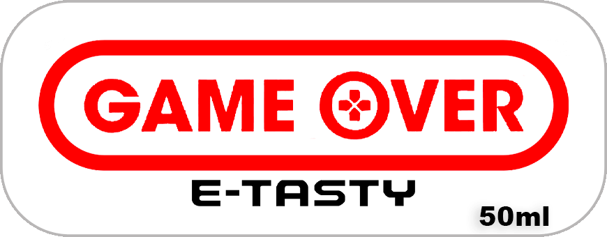 GAME OVER 50ml