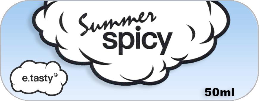 SUMMER SPICY 50ml