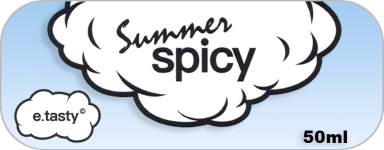 SUMMER SPICY 50ml