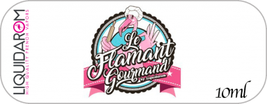 Le flamant gourmand – 10 ml