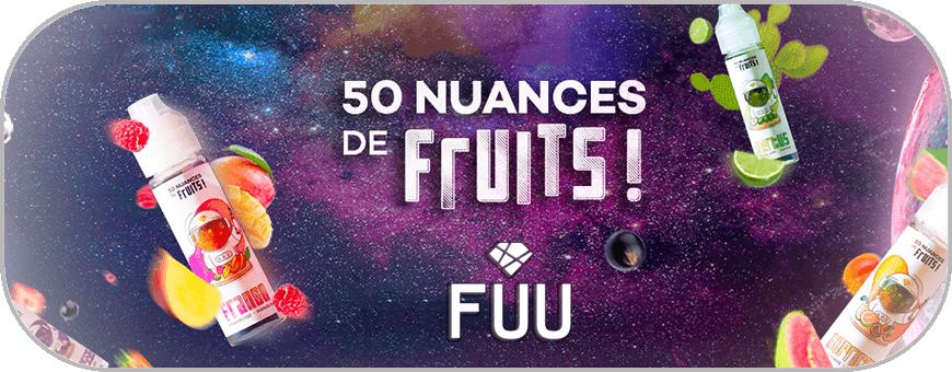 50 NUANCES DE FRUITS - FUU