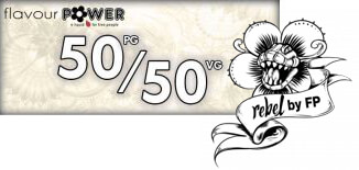50pg / 50vg eliquide pas cher flavour power 10ml