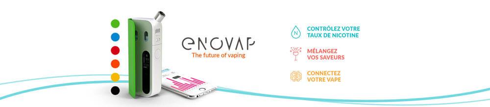 enovap La cigarette électronique révolutionnaire