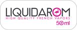 LIQUIDAROM e-liquide 50ml