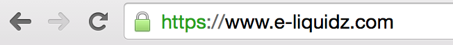 certifié TLS SSL google chrome