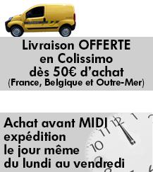 Livraison 1€ express